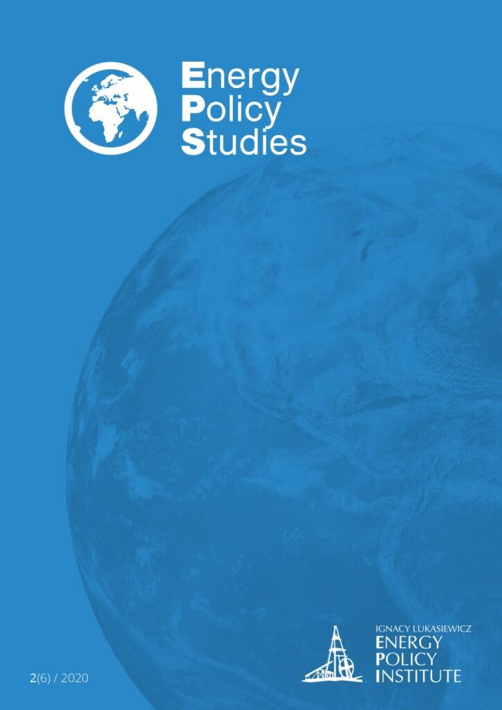 EPS ENERGY POLICY STUDIES OKLADKA 1(5) 2020 2.cdr01 Strona 1